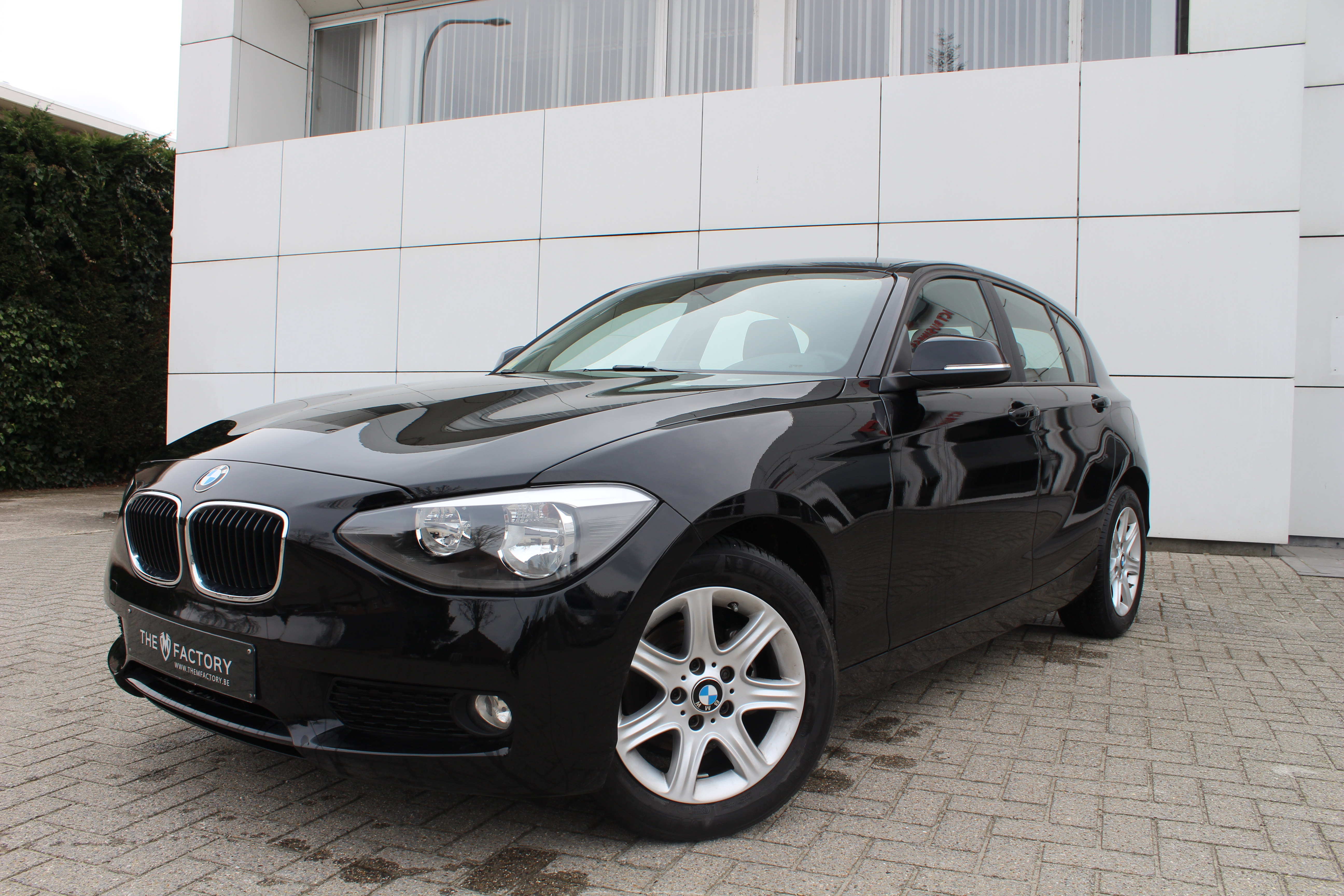 bmw 114 diesel navi cruise control airco the m factory. Black Bedroom Furniture Sets. Home Design Ideas