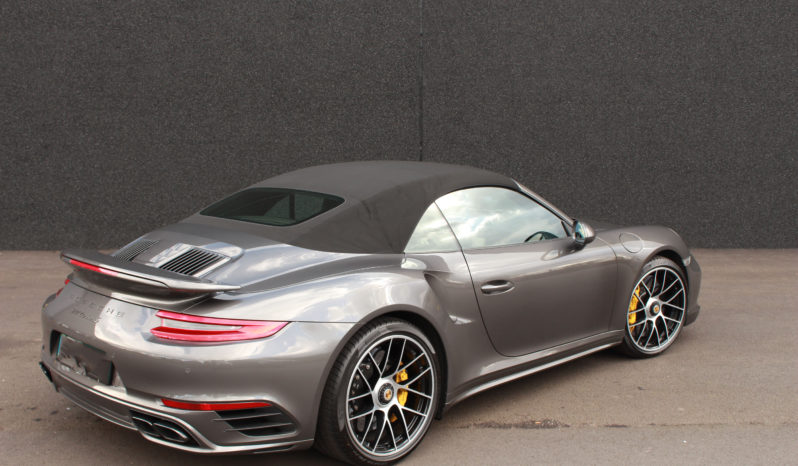 Porsche 991 Turbo S Cabriolet vol