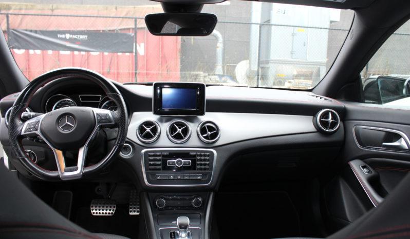 Mercedes CLA45 AMG vol
