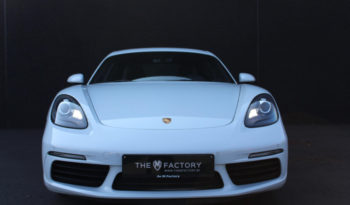 Porsche 718 Cayman 2.0i Turbo PDK vol
