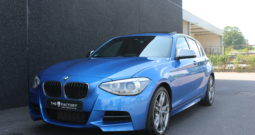BMW M135i xDrive – Full Option – Adaptieve ophanging