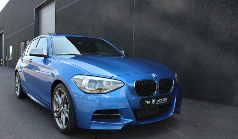 BMW M135i xDrive – Full Option – Adaptieve ophanging vol