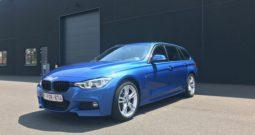 BMW 318i Touring M-Sport – Onderhoudscontract EURO6