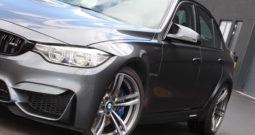 BMW F80 M3 2016 MineralGrau