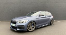 BMW 135 automaat – garantie – adaptive led – open dak – ..