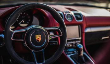 Porsche Boxster 3.8i Spyder – Classic – carbon – PIWIS vol